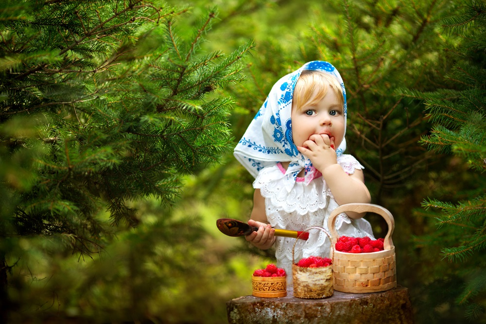 Children's happiness: Photos of lovely kids by Svetlana Kvashina - 27
