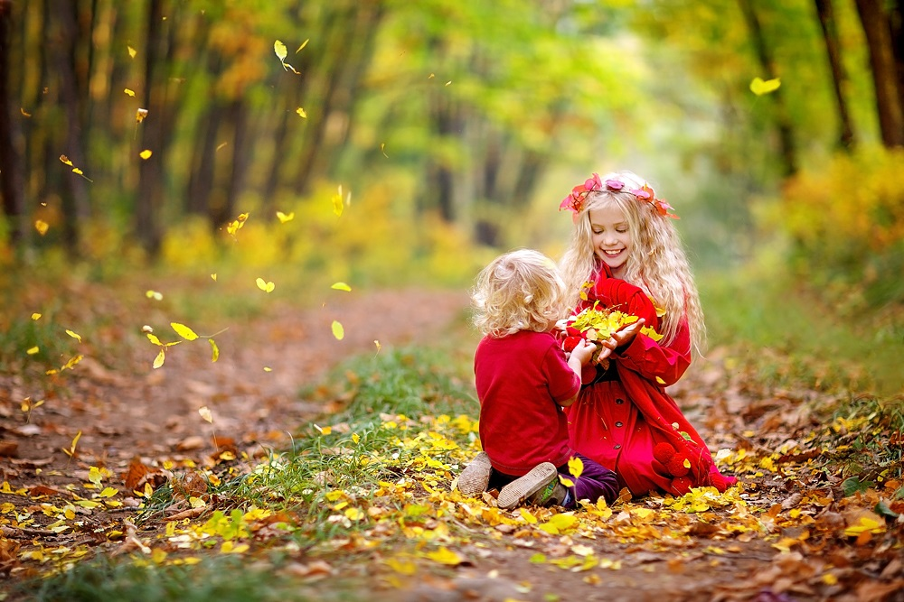 Children's happiness: Photos of lovely kids by Svetlana Kvashina - 37