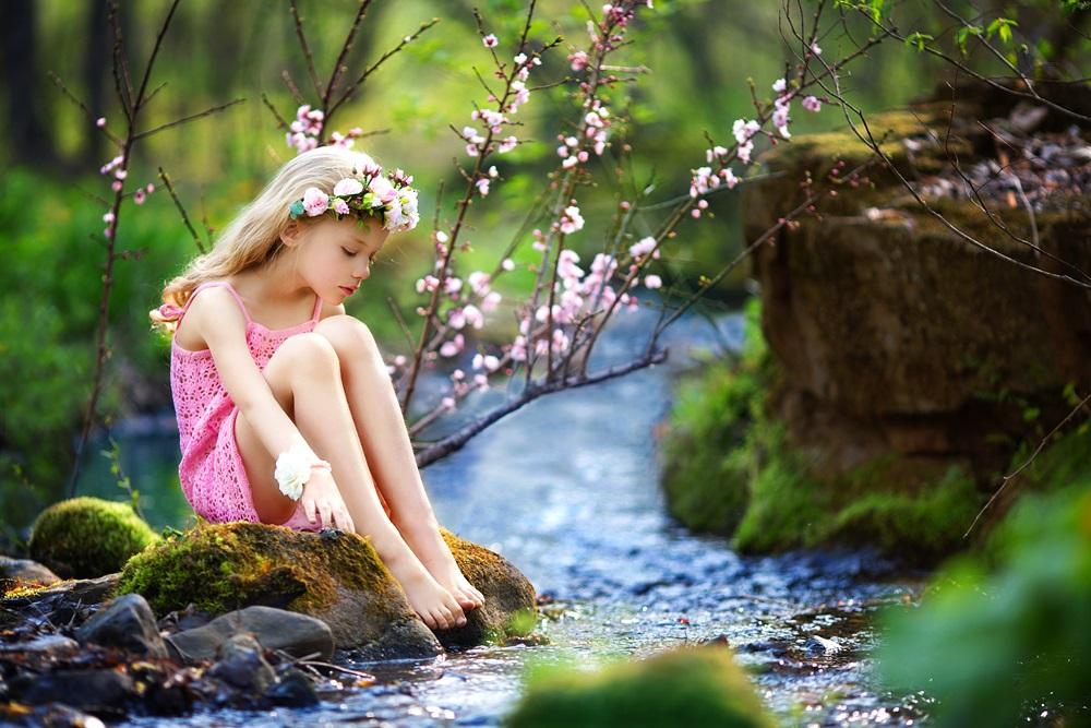Children's happiness: Photos of lovely kids by Svetlana Kvashina - 40