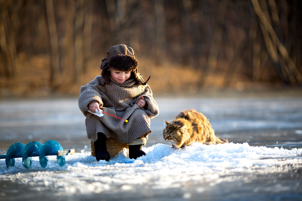 Children's happiness: Photos of lovely kids by Svetlana Kvashina - 43