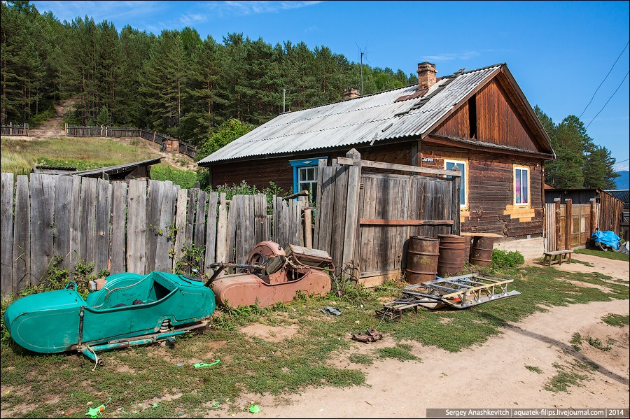 Contrasts of Baikal: Life on one of the world's most beautiful lakes - 13