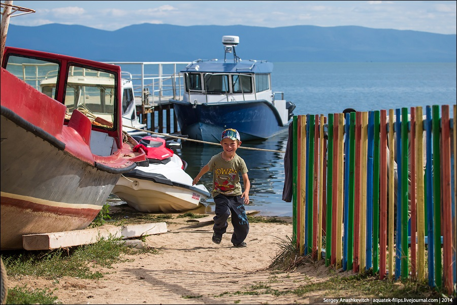 Contrasts of Baikal: Life on one of the world's most beautiful lakes - 22