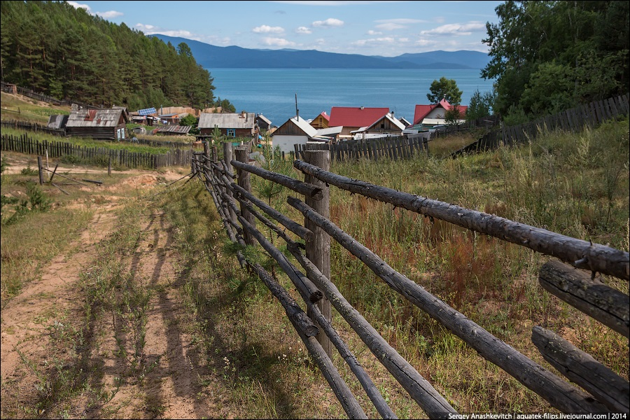 Contrasts of Baikal: Life on one of the world's most beautiful lakes - 48