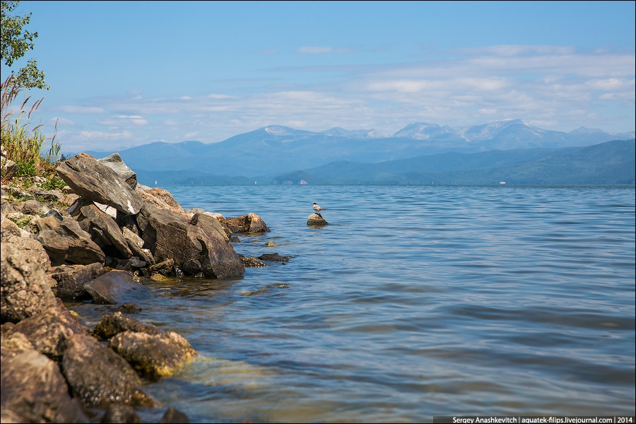 Contrasts of Baikal: Life on one of the world's most beautiful lakes - 06