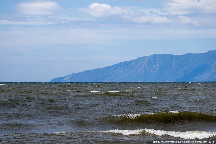 Contrasts of Baikal: Life on one of the world's most beautiful lakes - 07