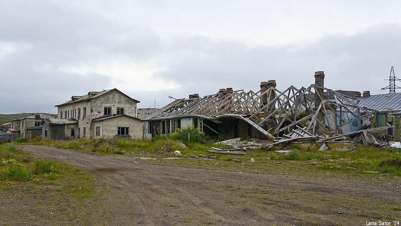 Dalniye Zelentsy: Half-forgotten rural locality on the Kola Peninsula - 12