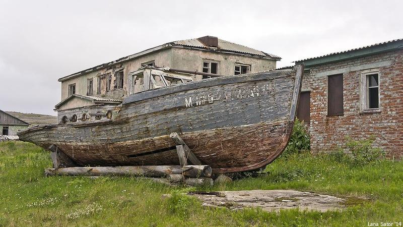 Dalniye Zelentsy: Half-forgotten rural locality on the Kola Peninsula - 18