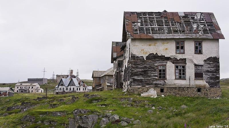 Dalniye Zelentsy: Half-forgotten rural locality on the Kola Peninsula - 02