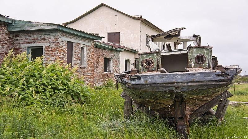 Dalniye Zelentsy: Half-forgotten rural locality on the Kola Peninsula - 20