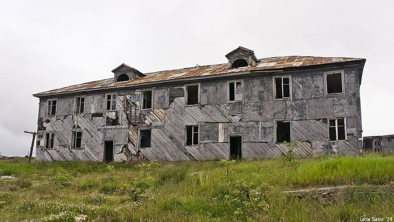 Dalniye Zelentsy: Half-forgotten rural locality on the Kola Peninsula - 22