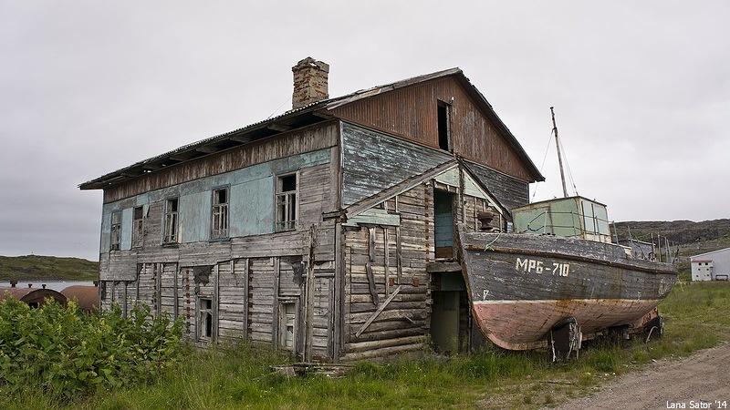 Dalniye Zelentsy: Half-forgotten rural locality on the Kola Peninsula - 23
