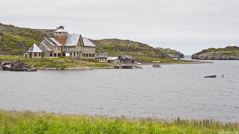 Dalniye Zelentsy: Half-forgotten rural locality on the Kola Peninsula - 25