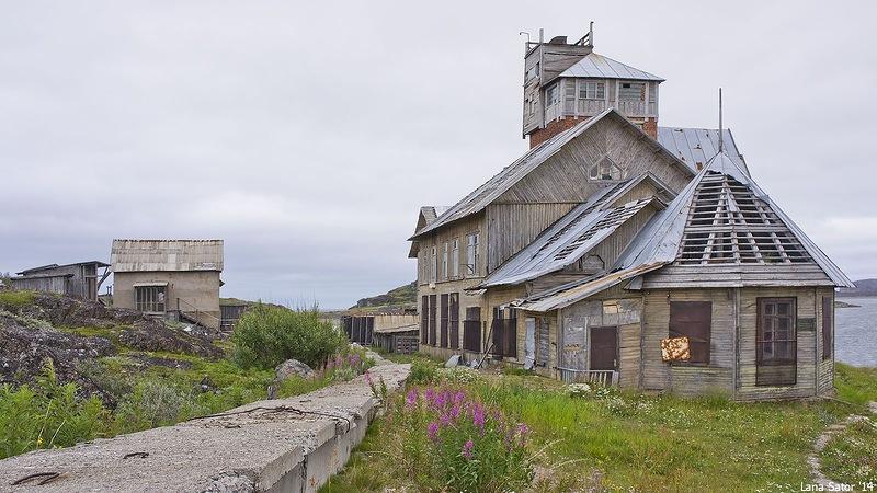 Dalniye Zelentsy: Half-forgotten rural locality on the Kola Peninsula - 26