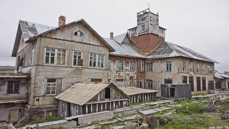 Dalniye Zelentsy: Half-forgotten rural locality on the Kola Peninsula - 28