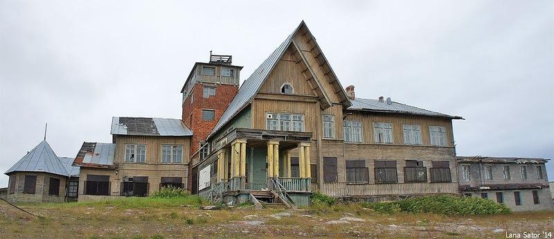 Dalniye Zelentsy: Half-forgotten rural locality on the Kola Peninsula - 29