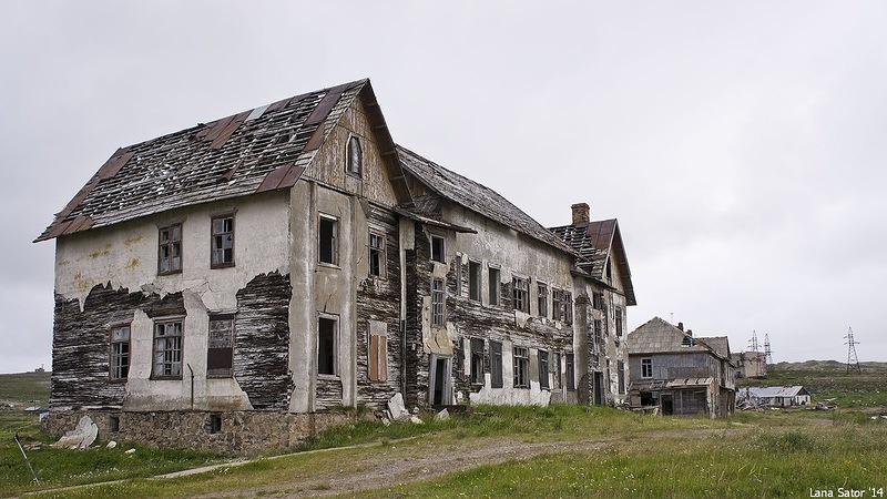 Dalniye Zelentsy: Half-forgotten rural locality on the Kola Peninsula - 03