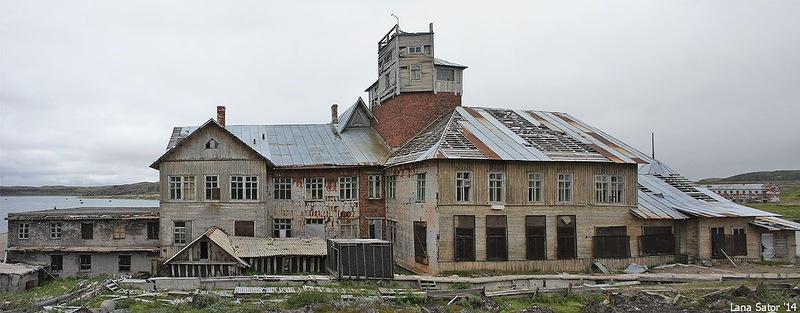 Dalniye Zelentsy: Half-forgotten rural locality on the Kola Peninsula - 30