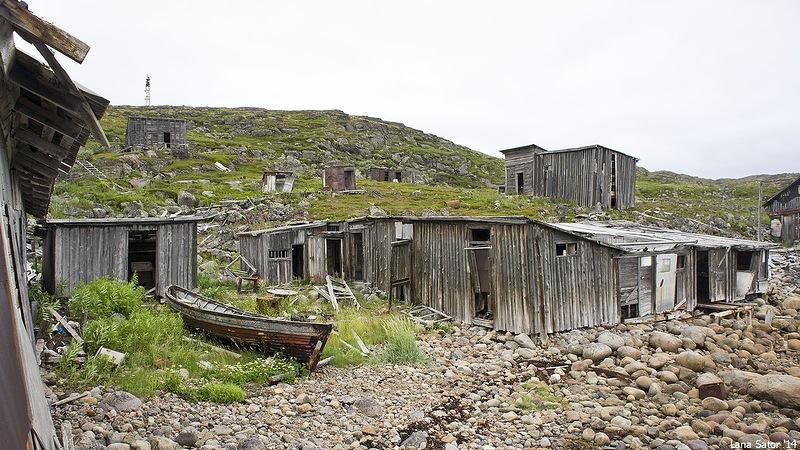 Dalniye Zelentsy: Half-forgotten rural locality on the Kola Peninsula - 32