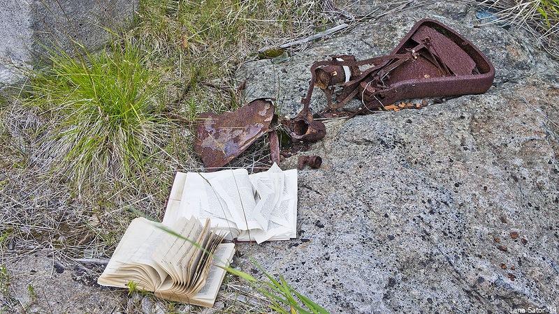 Dalniye Zelentsy: Half-forgotten rural locality on the Kola Peninsula - 36