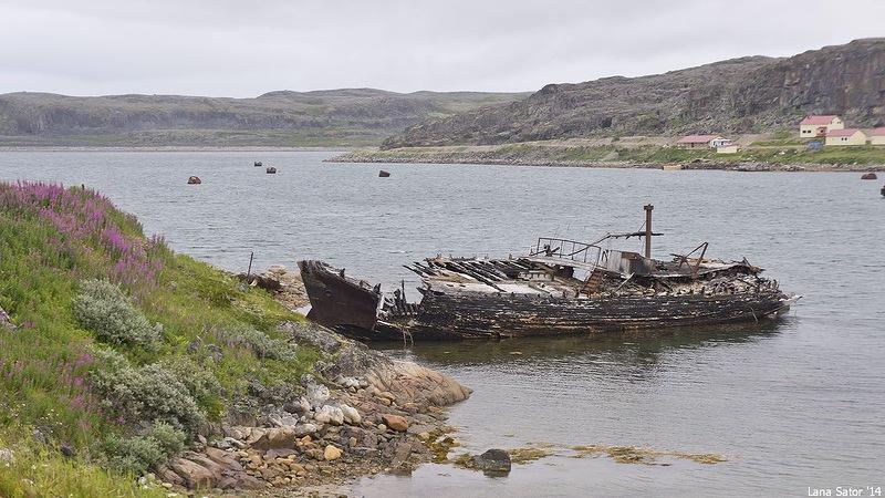 Dalniye Zelentsy: Half-forgotten rural locality on the Kola Peninsula - 05