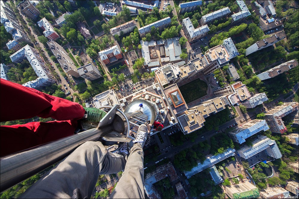 Extreme height: Crazy cityscapes by a thrill-seeker Ivan Kuznetsov - 32