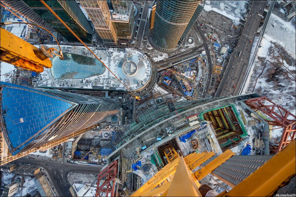 Extreme height: Crazy cityscapes by a thrill-seeker Ivan Kuznetsov - 33