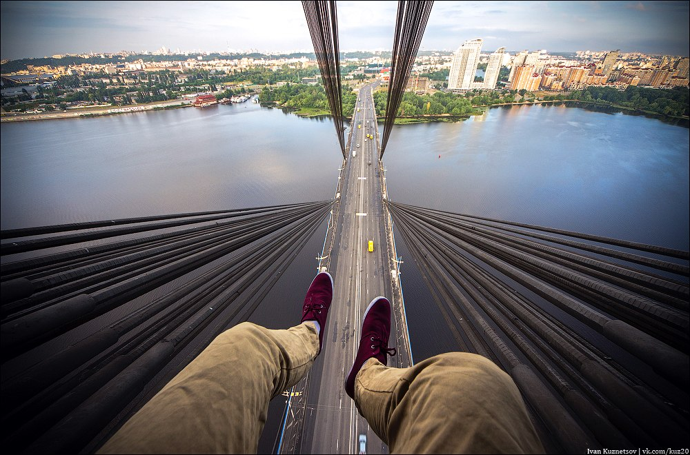 Extreme height: Crazy cityscapes by a thrill-seeker Ivan Kuznetsov - 54