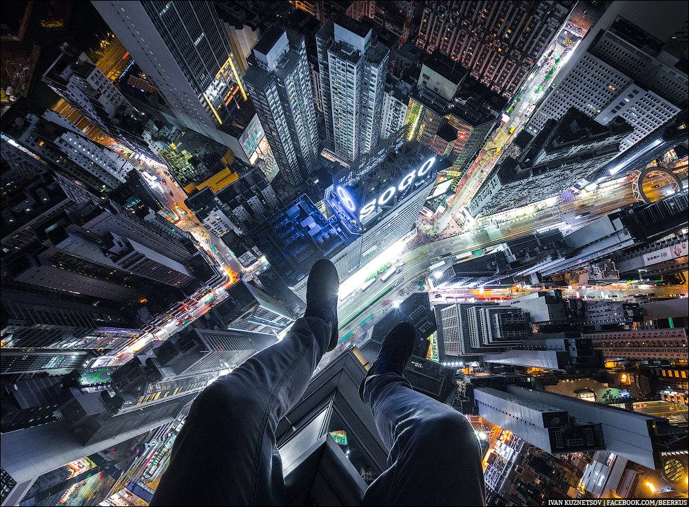 Extreme height: Crazy cityscapes by a thrill-seeker Ivan Kuznetsov - 59
