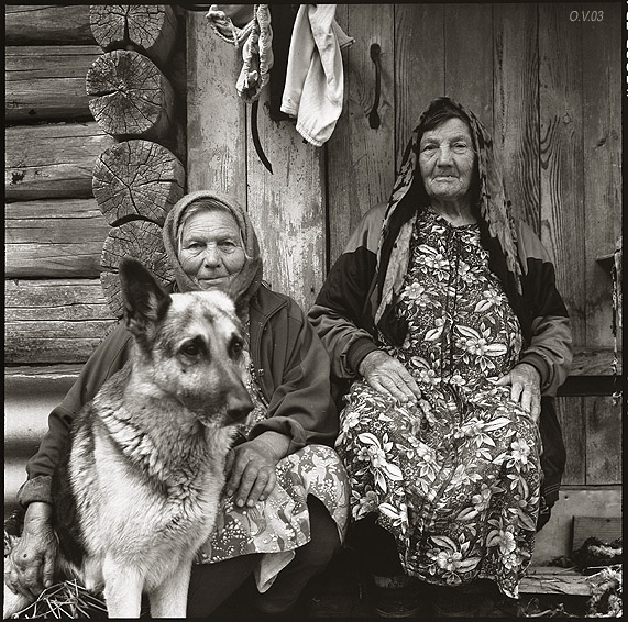 Honest portraits: Unvarnished Russia by Oleg Videnin - 28