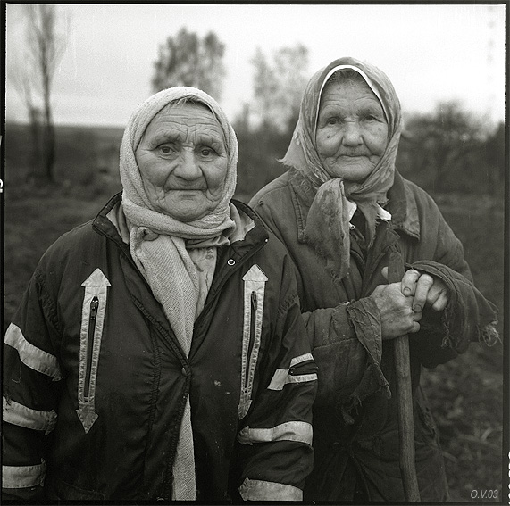 Honest portraits: Unvarnished Russia by Oleg Videnin - 38
