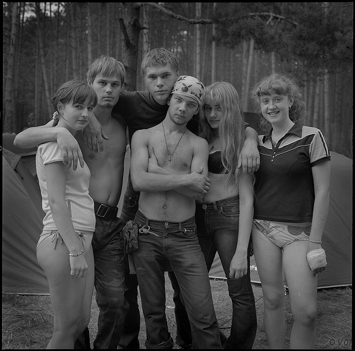 Honest portraits: Unvarnished Russia by Oleg Videnin - Part 2 - 44