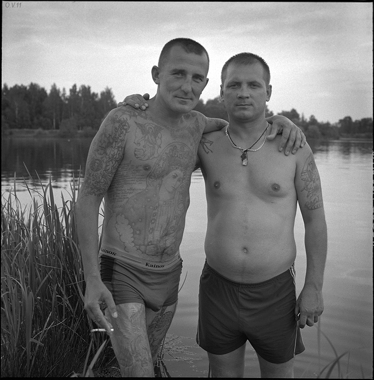 Honest portraits: Unvarnished Russia by Oleg Videnin - Part 3 - 48