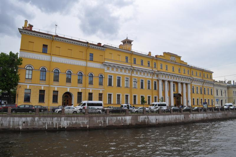 House of Yusupov: Inside the Moika Palace in Saint-Petersburg - 01