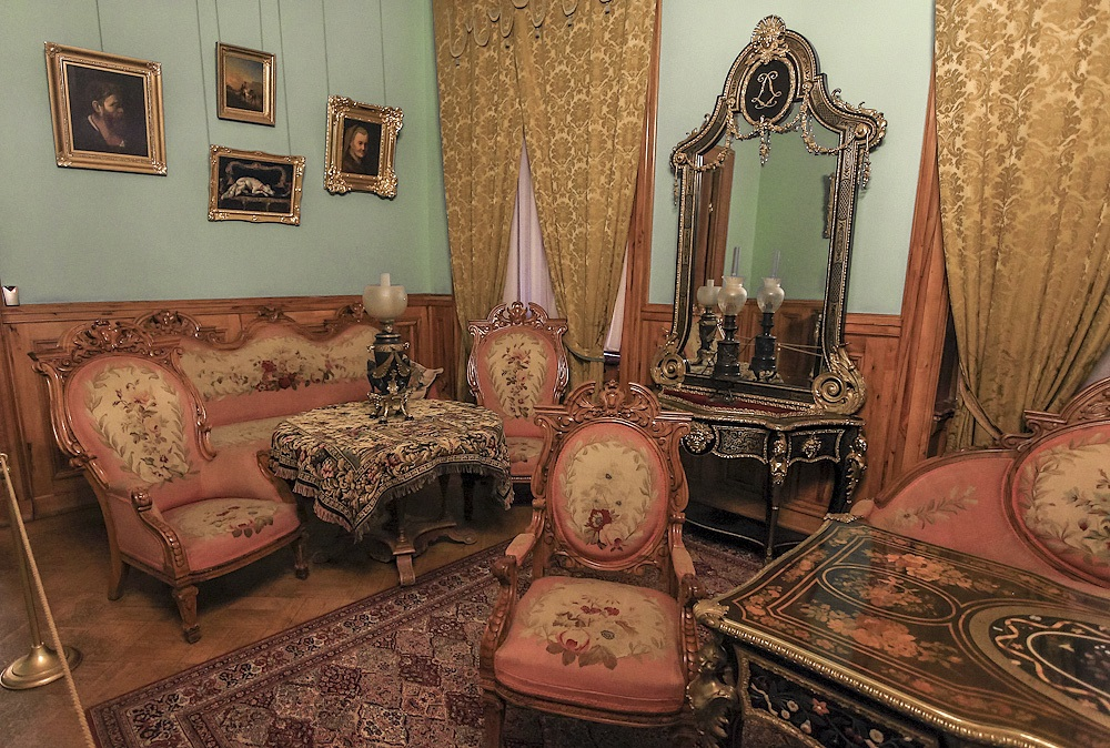 House of Yusupov: Inside the Moika Palace in Saint-Petersburg - 08