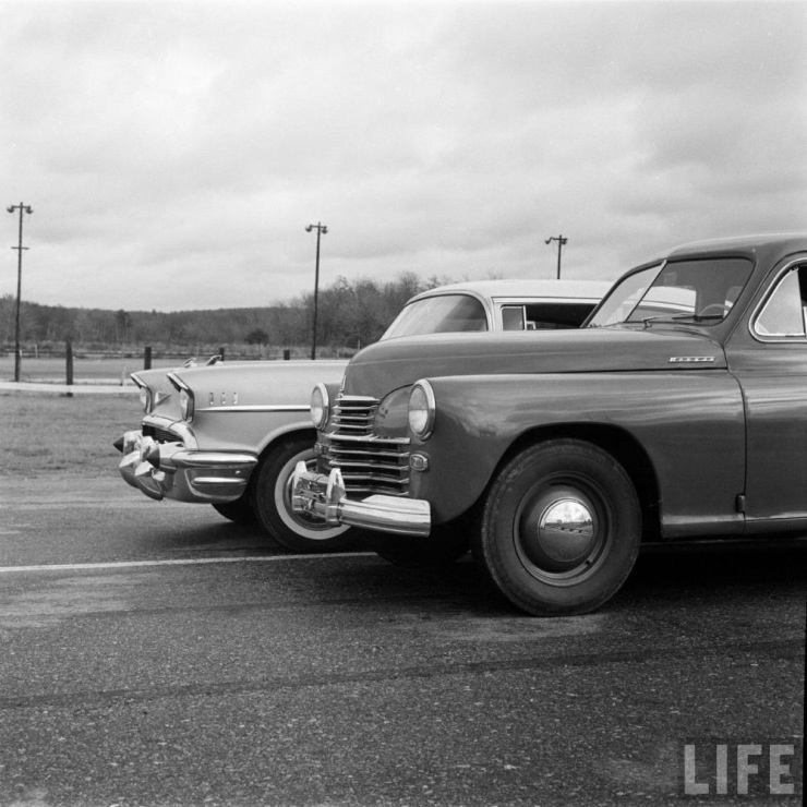 Legendary Soviet car GAZ-M20 Pobeda in the United States - 16