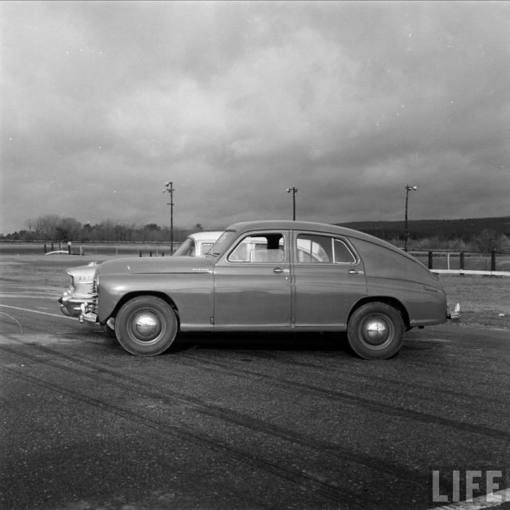 Legendary Soviet car GAZ-M20 Pobeda in the United States - 18