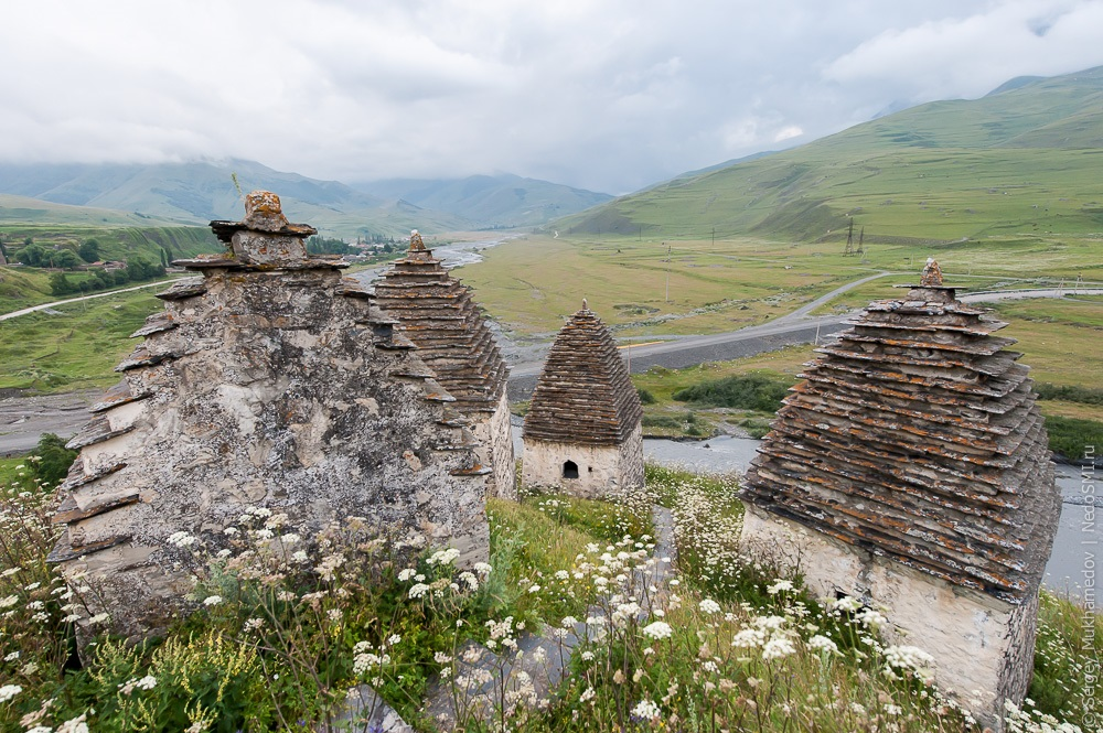 Necropolis Dargavs: The city of 10 000 dead in North Ossetia - 14