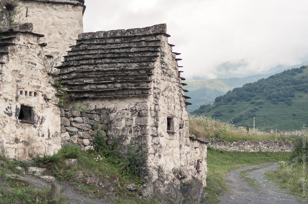 Necropolis Dargavs: The city of 10 000 dead in North Ossetia - 15
