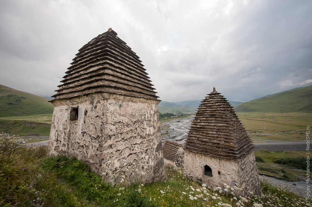Necropolis Dargavs: The city of 10 000 dead in North Ossetia - 16