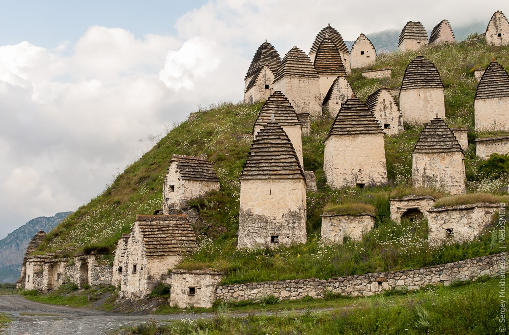 Necropolis Dargavs: The city of 10 000 dead in North Ossetia - 17
