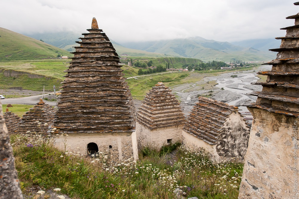 Necropolis Dargavs: The city of 10 000 dead in North Ossetia - 06