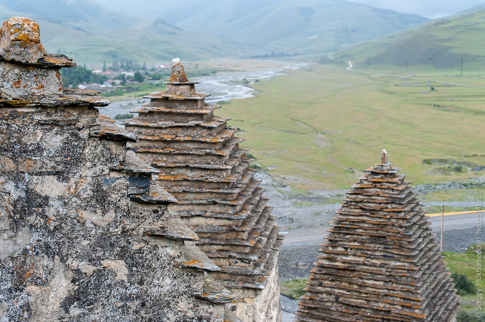 Necropolis Dargavs: The city of 10 000 dead in North Ossetia - 08