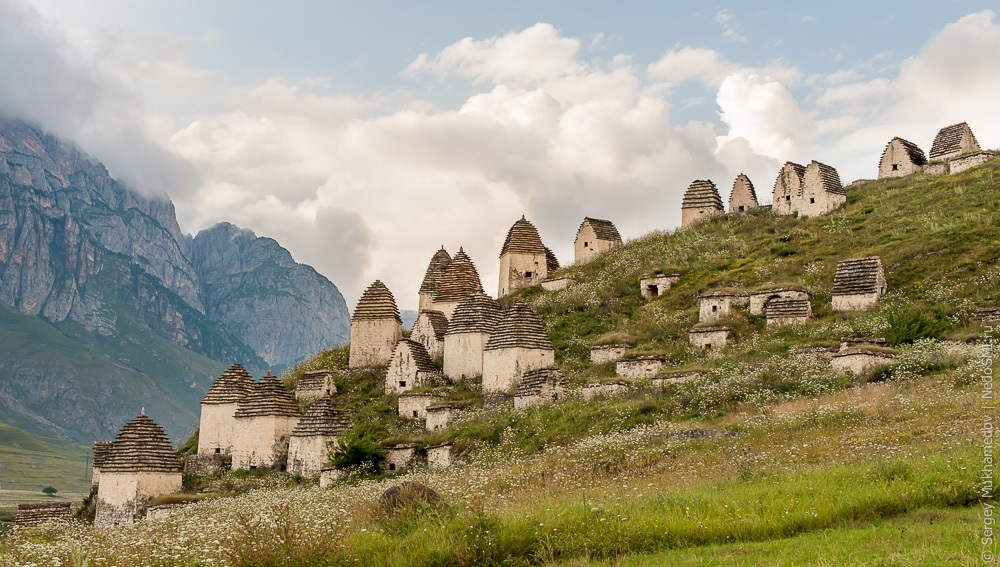 Necropolis Dargavs: The city of 10 000 dead in North Ossetia - 09