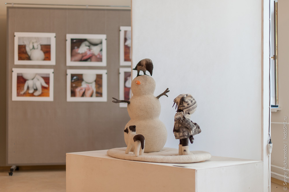 Soulful art: Magnificent hand-made felt dolls by Irina Andreyeva - 12