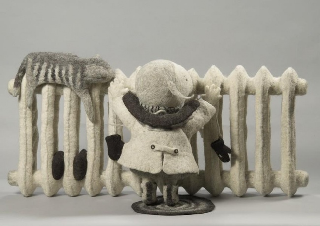 Soulful art: Magnificent hand-made felt dolls by Irina Andreyeva - 21