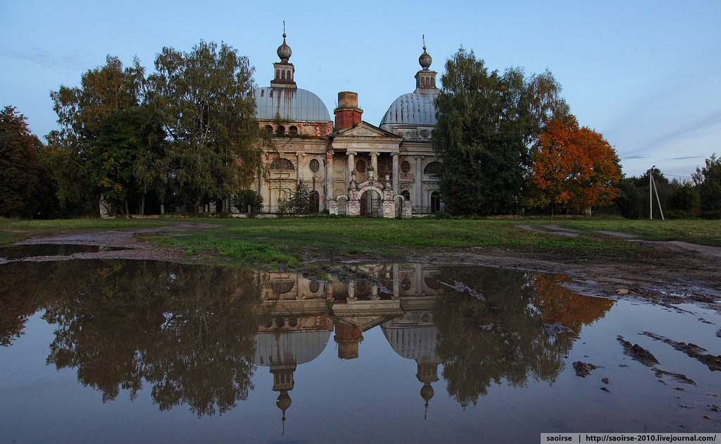 Unhappy temple: Ruins of Our Lady of Kazan Orthodox Cathedral - 37