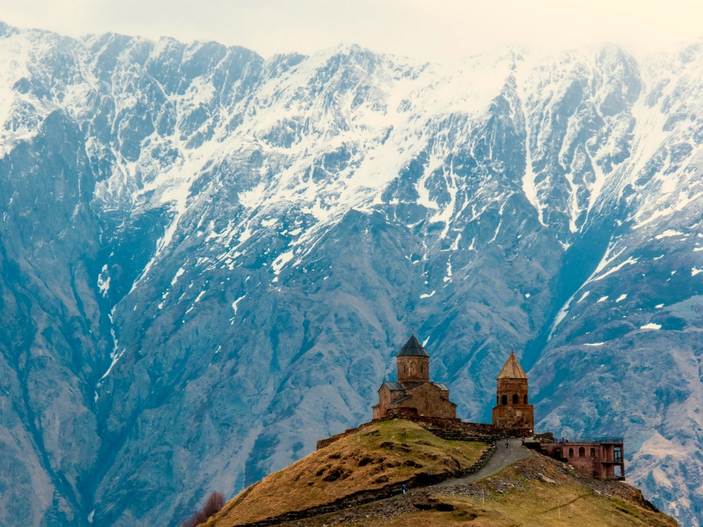 20 wonderful mountain landscapes from Caucasus you must see - 12