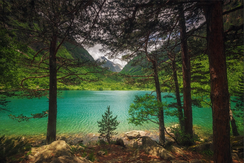 20 wonderful mountain landscapes from Caucasus you must see - 07