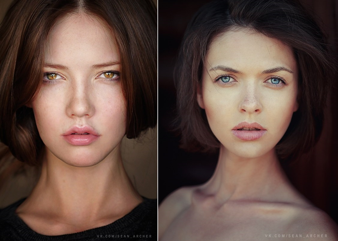 Catchy gaze: Expressive portraits of girls by Stanislav Puchkovsky - 13
