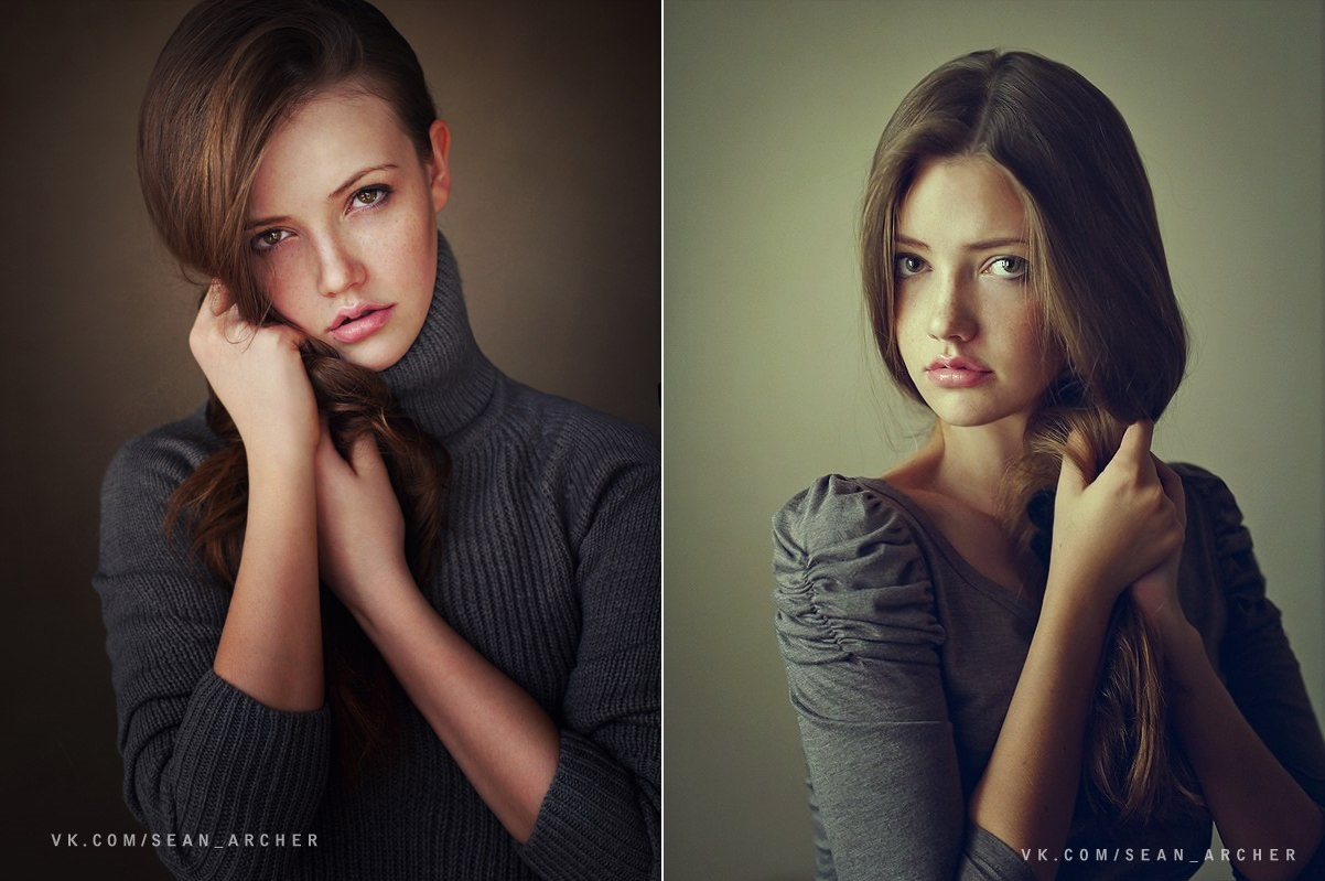 Catchy gaze: Expressive portraits of girls by Stanislav Puchkovsky - 05